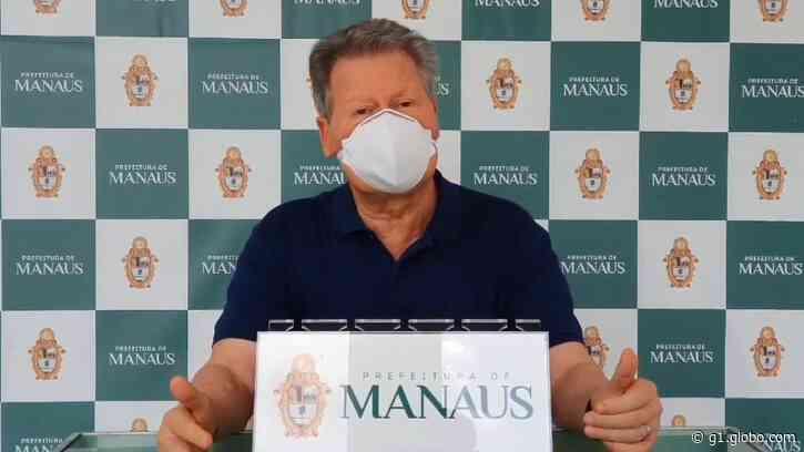 Comerciantes de Manaus que causarem aglomeração de pessoas terão alvará cassado, diz Prefeitura - G1