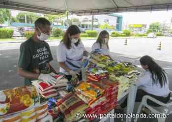 Em Manaus, coleta de donativos será reduzida por conta do feriado da Semana Santa - Portal do Holanda