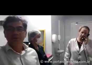 Bate o desespero em médicos e enfermeiros em Manaus; Governo inerte - Portal do Holanda