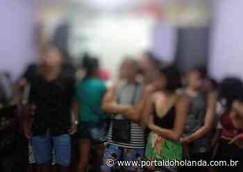 Baile funk clandestino em Manaus tem aglomeração, adolescentes e cachaça liberada durante pandemia - Portal do Holanda