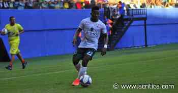 Em casa: Vitinho volta a Manaus e aguarda definição sobre seu futuro | Esportes - Jornal A Crítica