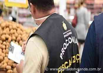 Em Manaus, supermercados são fiscalizados após preços abusivos em meio à pandemia - Portal do Holanda