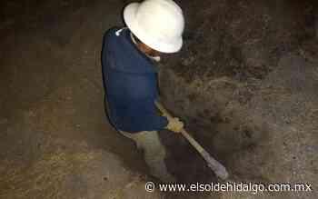 Perforan ducto en Ciudad Sahagún - El Sol de Hidalgo