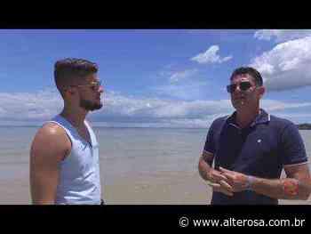 VIAÇÃO CIPÓ O Viação viaja para a ilha de Itaparica - TV Alterosa