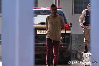 Homem é preso após furtar supermercado em Patos de Minas - Patos Já