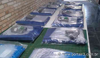 Fundo Social de Pindamonhangaba incentiva confecção e uso de máscaras caseiras - PortalR3