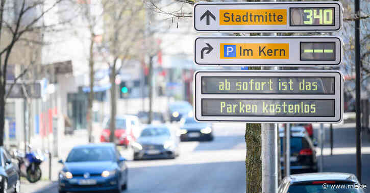 Parkgebühren:  Städte verzichten in Corona-Krise auf Parkgebühren - Heidelberg nicht