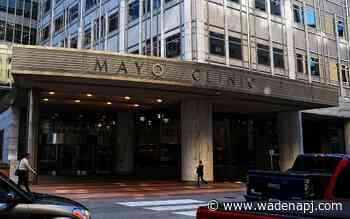 FDA: Mayo to lead convalescent plasma treatment - Wadena Pioneer Journal
