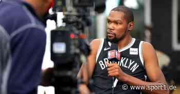NBA: Kevin Durant bei NBA2K-Turnier raus - Trae Young & Beverley jubeln - SPORT1