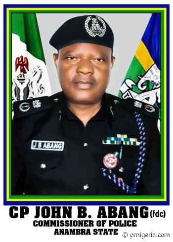 Police Nab Armed Robbery Syndicate in... - PR Nigeria News