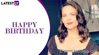 Hayley Atwell Birthday Special – From Captain America: The First Avenger to The Duchess, We Name Five Best Movies of Her Film Career - Techzimo