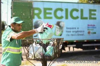 A partir desta segunda, lixo reciclável de Curitiba também fica em 'quarentena' - Jornal do Estado
