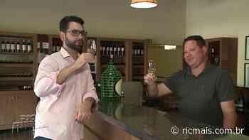 Tradição centenária em vinícola chama a atenção na região de Curitiba - RIC Mais