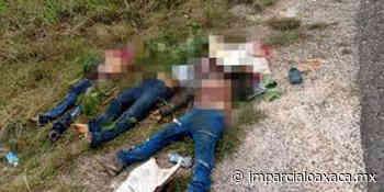 Matan a tres en Sayula de Alemán - El Imparcial de Oaxaca