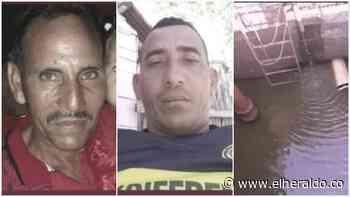 Dos muertos en acueducto de Chibolo: aparecieron ahogados en un tanque - El Heraldo (Colombia)