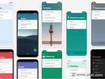 Wunderlist alternatives: 4 to-do list apps that let you import tasks     - CNET