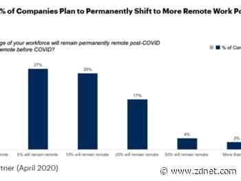 CFOs looking to make remote work, telecommuting more permanent following COVID-19, says Gartner survey