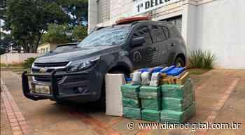 DOF prende três por tráfico de drogas em Nova Andradina - Diario Digital