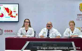 Por Covid-19, Secretaría de Salud exhorta a pobladores de Perote y Las Vigas - Diario de Xalapa