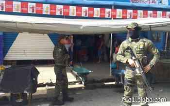 Fiscalização flagra descumprimentos aos decretos de enfrentamento à Covid-19 em Pacatuba - G1