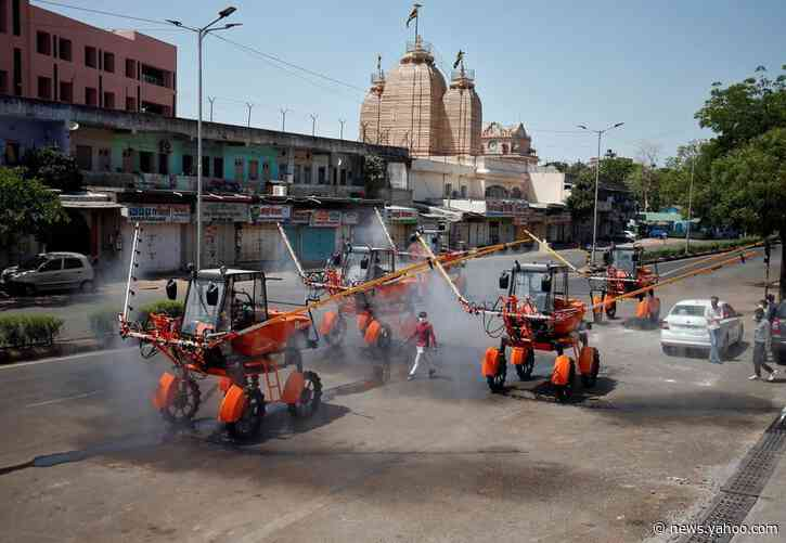Testing times for India in race to head off coronavirus epidemic