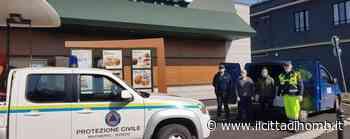 Coronavirus, alleanza solidale tra la Protezione di civile di Macherio e Sovico e il McDonald's di Lissone: cibo per i bisognosi - Il Cittadino di Monza e Brianza