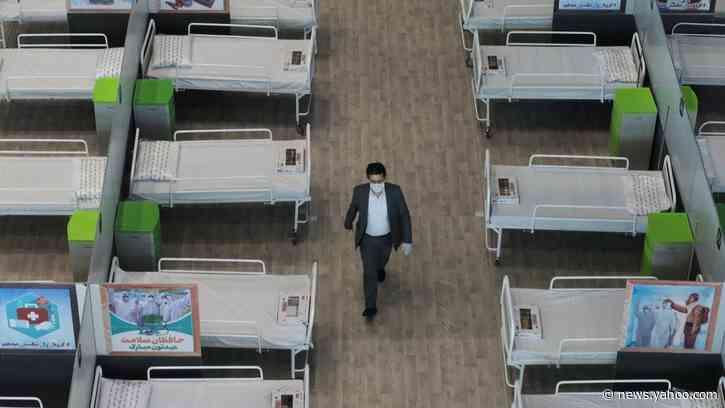 Iranian Health Official Calls Chinese Coronavirus Stats a 'Bitter Joke'