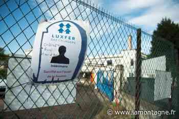 """Economie - La colère des ex-Luxfer à Gerzat (Puy-de-Dôme) : """"Ils font de grandes annonces à la télé, mais derrière, ça suit pas"""" - La Montagne"""