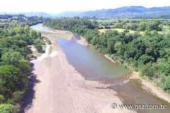 Prefeitura represa o Rio Pardo para garantir abastecimento de Candelária - GAZ
