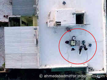 Playing on terrace? Cops are still watching you - Ahmedabad Mirror