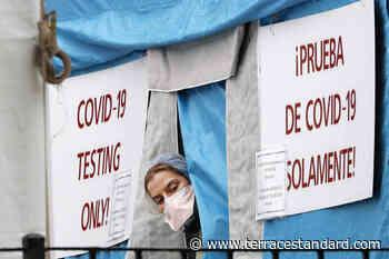 Americans brace for 'hardest, saddest' week of their lives amid pandemic - Terrace Standard