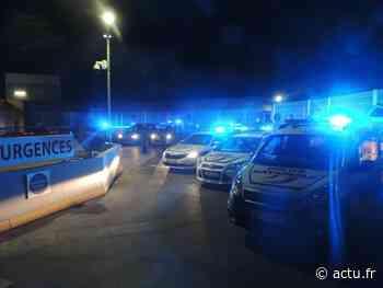 Coronavirus. Montpellier : les policiers multiplient les contrôles et remercient les soignants au CHU - actu.fr