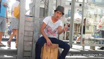 Montpellier : Rita, la chanteuse de la Comédie remercie les soignants en chanson - Midi Libre