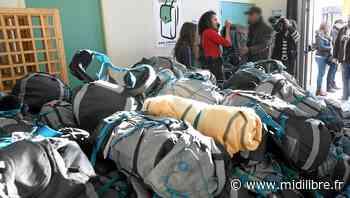 Montpellier : Sakado et Zendesk vont distribuer des sacs à dos à vingt SDF - Midi Libre