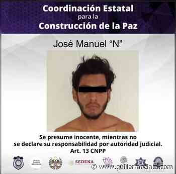 """Por salsita, le cacharon """"el cristal"""" en Emiliano Zapata - Noticias de Morelos - La Crónica de Morelos"""