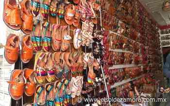 Sahuayo la capital mundial del huarache afectada por COVID - El Sol de Zamora