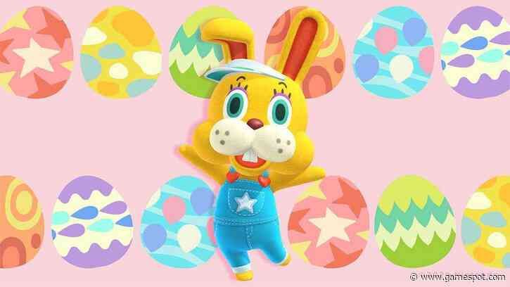 Animal Crossing: New Horizons Update Eases Up On The Eggs