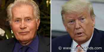 'The West Wing' Star Martin Sheen Just Trolled Trump Hard With A Shady New 2020 Bumper Sticker - Comic Sands