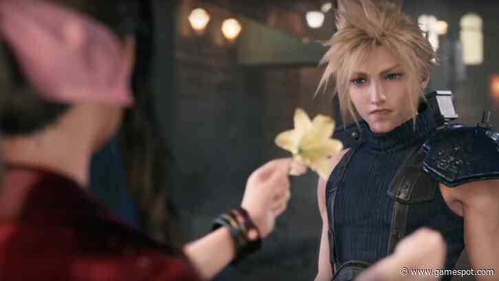 Final Fantasy 7 Remake Pre-Loading Now Live