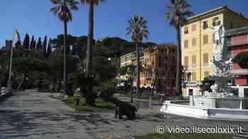 La Domenica delle Palme in una Santa Margherita Ligure 'deserta' - Il Secolo XIX