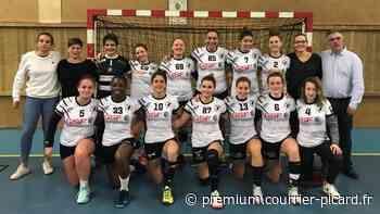 Corbie, nouvelle place forte du handball féminin picard - Courrier picard