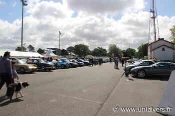 Exposition de véhicules anciens 9 mai 2020 - Unidivers