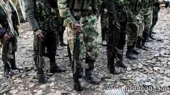 Ejército le atribuyó la masacre de Piamonte a las disidencias de las FARC - Minuto30.com