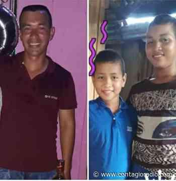 Asesinan a Hamilton Gasca Ortega y sus dos hijos en Piamonte, Cauca - Contagio Radio