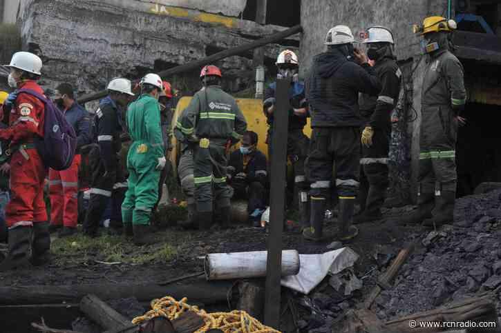 Fiscalía abrió investigación por explosión en mina de Cucunubá - RCN Radio