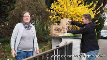 Blumenerde und Butter im Gepäck | Karben - Gießener Allgemeine