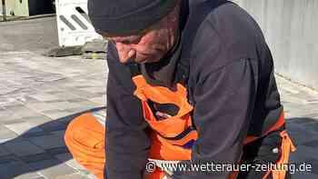 Stolpersteine glänzen wieder | Karben - Wetterauer Zeitung