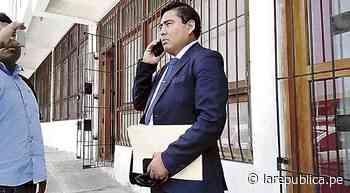 Tacna: Fiscalía interviene tres municipios por caso Los Saqueadores de Ilabaya - LaRepública.pe