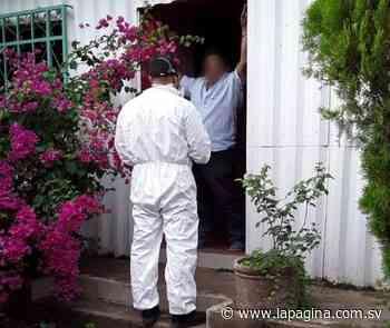 Ubican en Nahuizalco a hombre que ingresó al país por punto ciego y lo mandan a centro de cuarentena - Diario La Página - Diario La Página