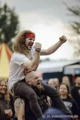 Gardelegen: Metal Frenzy soll stattfinden - Volksstimme